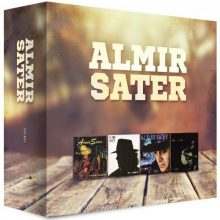 CD Almir Sater - Box Com 4 CDs