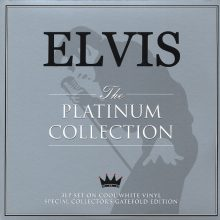 Disco de Vinil Elvis Presley - The Platinum Collection