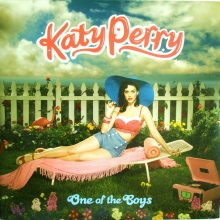 Disco de Vinil Katy Perry - One Of The Boys