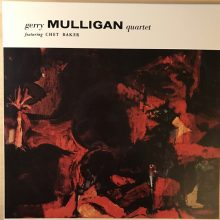 Disco de Vinil Gerry Mulligan Quartet Featuring Chet Baker