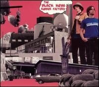 CD Black Keys - RUBBER FACTORY