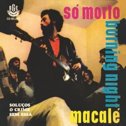 CD Jards Macale - Só Morto