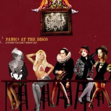 Disco de Vibil Panic! At the Disco - A Fever You Can't Sweat Out