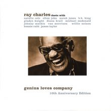 Disco de Vinil Ray Charles - Genius Loves Company