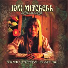Disco de Vinil Joni Mitchell - Newport Folk Festival 19th July 1969