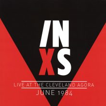 Disco de Vinil INXS - Live At The Cleveland Agora, June 1984
