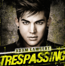 CD Adam Lambert - Trespassing - Deluxe Version