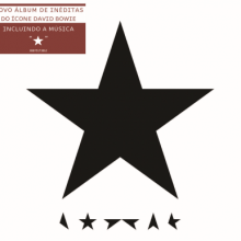 CD David Bowie - Blackstar