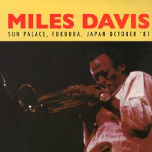 Disco de Vinil Miles Davis - Sun Palace, Fukuoka, Japan October '81