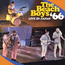 Disco de Vinil The Beach Boys - Live In Japan '66