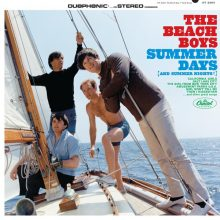 Disco de Vinil The Beach Boys - Summer Days (And Summer Nights!!)