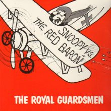 Disco de Vinil The Royal Guardsmen ‎– Snoopy Vs. The Red Baron