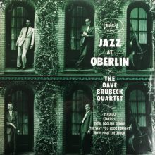 Disco de Vinil The Dave Brubeck Quartet ‎– Jazz At Oberlin
