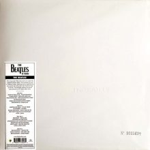 Disco de Vinil The Beatles The White Album (MONO)