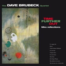 Disco de Vinil The Dave Brubeck Quartet ‎– Time Further Out