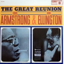 Disco de Vinil Louis Armstrong & Duke Ellington ‎– The Great Reunion