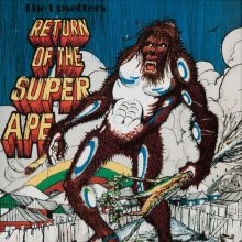 Disco de Vinil The Upsetters ‎– Return Of The Super Ape