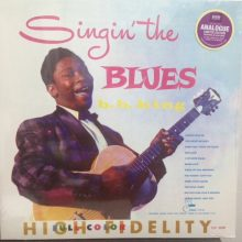 Disco de Vinil B. B. King - Singin' The Blues