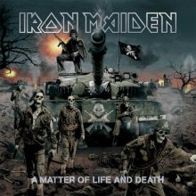 Disco de Vinil Iron Maiden - A Matter of Life and Death