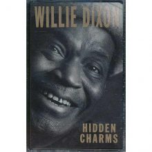 Fita Cassete k7 Willie Dixon - Hidden Charms
