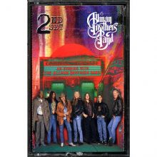 Fita Cassete k7 The Allman Brothers Band - 2nd Set
