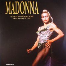 Disco de Vinil Madonna ‎– Blond Ambition World Tour 90