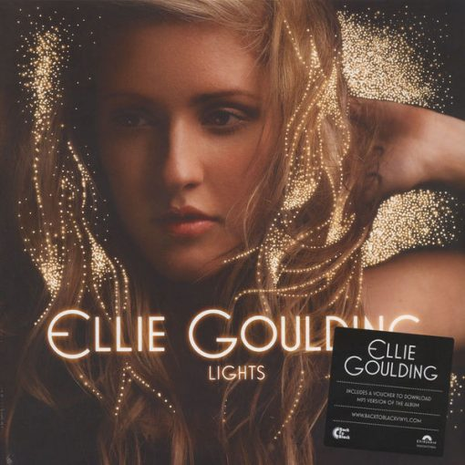 Disco de Vinil Ellie Goulding ‎– Lights