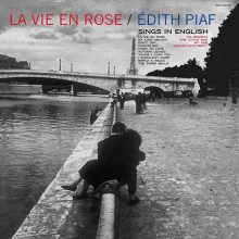 Disco de Vinil Edith Piaf ‎– La Vie En Rose / Édith Piaf Sings In English