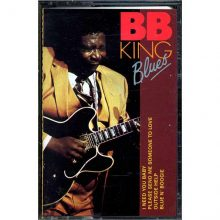 Fita Cassete K7 BB King - Blues