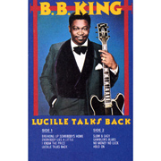 Fita Cassete k7 BB King - Lucile Talks Back