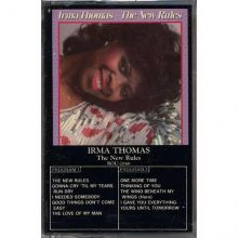 Fita Cassete k7 Irma Thomas - The New Rules