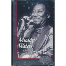 Fita Cassete k7 Muddy Waters - The Collection