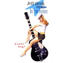Fita Cassete k7 Jeff Beck & The Big Town Playboys - Crazy Legs
