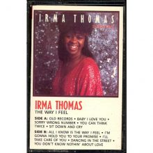 Fita Cassete k7 Irma Thomas - The Way I Feel