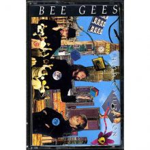 Fita Cassete k7 Bee Gees - High Civilization