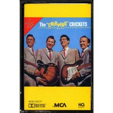 Fita Cassete k7 Buddy Holly & The Crickets - The Chirping Crickets