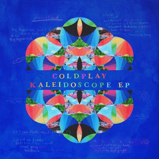CD COLDPLAY - KALEIDOSCOPE (EP)