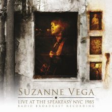 Disco de Vinil Suzanne Vega ‎– Live At The Speakeasy NYC 1985