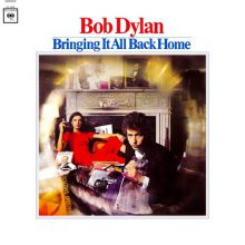 Disco de Vinil Bob Dylan ‎– Bringing It All Back Home