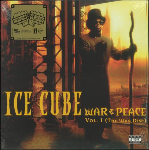 Disco de Vinil Ice Cube ‎– War & Peace Vol. 1 (The War Disc)
