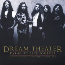 Disco de Vinil Dream Theater ‎– Dying To Live Foreve