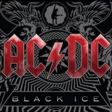 CD AC/DC - BLACK ICE
