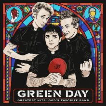 Disco de Vinil Green Day - Greatest Hits: God's Favorite Band