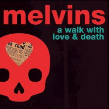 Disco de Vinil Melvins ‎- A Walk With Love & Death