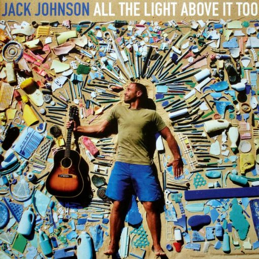 Disco de Vinil Jack Johnson - All The Light Above It Too