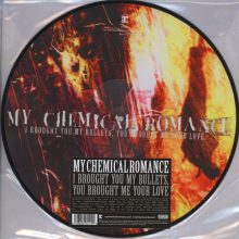 Disco de Vinil My Chemical Romance ‎- I Brought You My Bullets You Brought Me Your Love