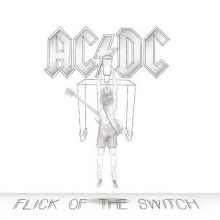 CD AC/DC ‎– Flick Of The Switch