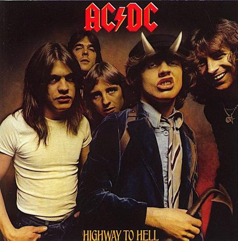 CD AC/DC - Highway To Hell