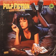 Disco de Vinil Pulp Fiction