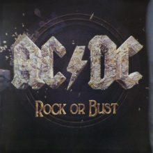 CD AC/DC ‎- Rock Or Bust